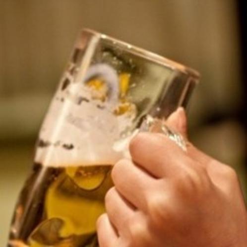 【夕食】ビール