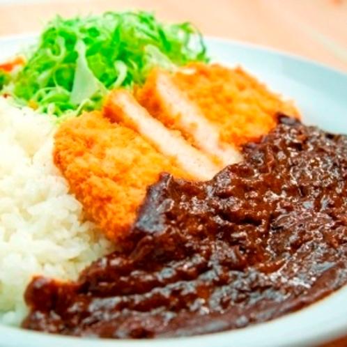 【夕食】上田カツカリー