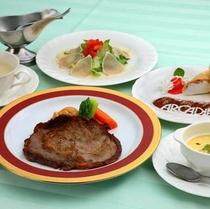 ■洋食コース