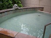 温泉洋風露天風呂