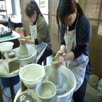 陶芸体験 平家窯