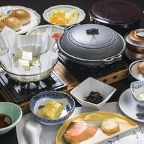 栄養バランスを考慮した朝食