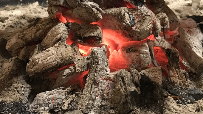 【1組限定・朝夕食個室】囲炉裏を囲んで厳選した山海の幸を炭火で味わう!温泉マニア絶賛の確かな泉質☆彡