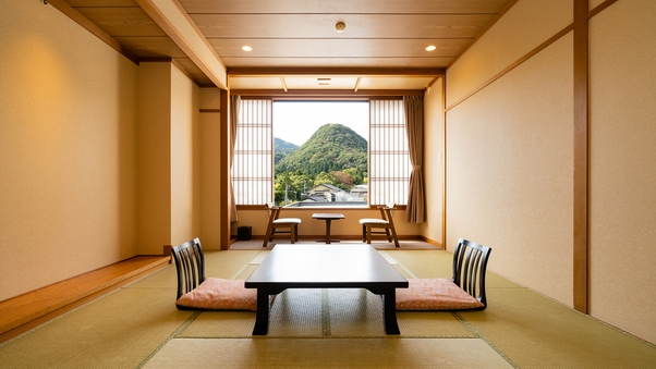 【禁煙】木洩日の館【和室10畳】緑に囲まれた落ち着きある客室