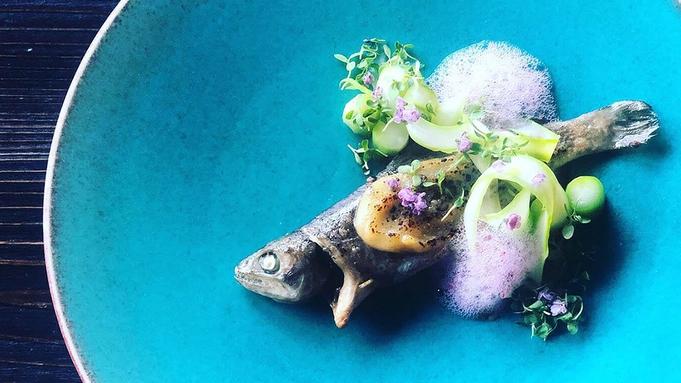 【一泊夕食】グルメガイド新潟版に掲載されたレストラン【KOKAJIYA】にて旬のイタリアンを満喫☆彡