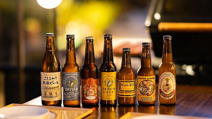 県内クラフトビールの品揃え県内ナンバーワン!