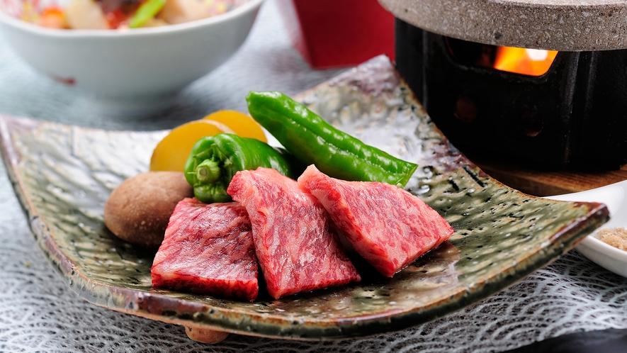 新潟県産ブランド牛『村上牛』(料理イメージ)