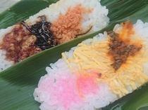 田舎の笹寿司