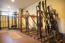 スキールーム 乾燥室