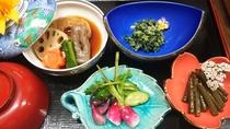グリーンシーズン_旬の野菜たっぷりお料理1