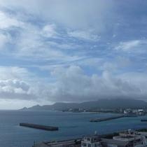 8階海側に面した客室からの眺めです。ベストロケーション!!