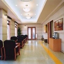 朝食レストランはホテル1階にございます。