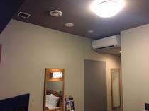 全客室ナノイー新設!!空気にまで清潔感を提供します。