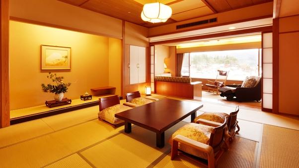 露天風呂付客室 和室+ソファコーナー(禁煙)