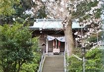 走水神社(やまにから1.1km)