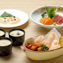 【KURODAKE】<山の宿でも「海鮮グルメ」を食べたいっ!>