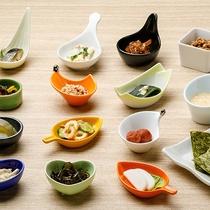 【KURODAKE】<朝食>北海道ならではの「ごはんのお供」が大集合