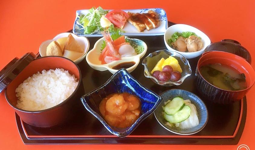 夕食膳 1900円(税込)※一例