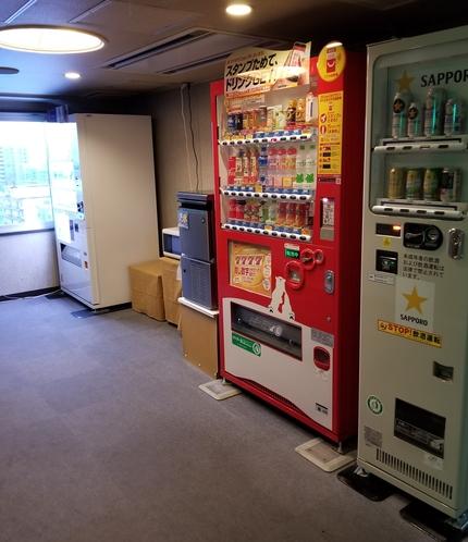 7F自動販売機