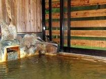 源泉100%の天然温泉