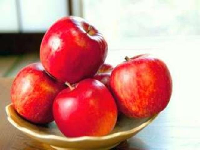 北会津産ふじの手作りリンゴジュース♪