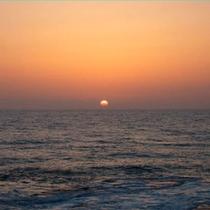 【風景】夕陽