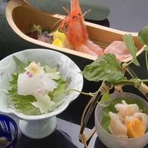 【食事】夏のお料理一例