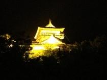 観光名所『丸岡城』