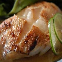 【食事】甘鯛の若狭焼
