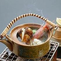 【食事】土瓶蒸し