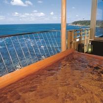 最上階大浴場 露天風呂