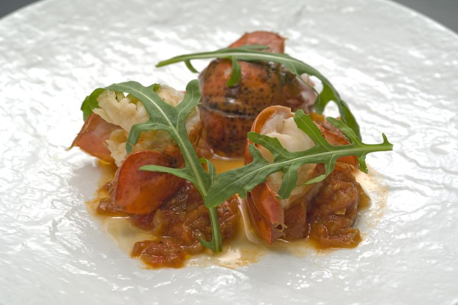 レストランMoonbow料理イメージ