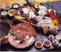 網焼きHANA料理