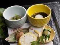 前菜(九州戦国御膳)