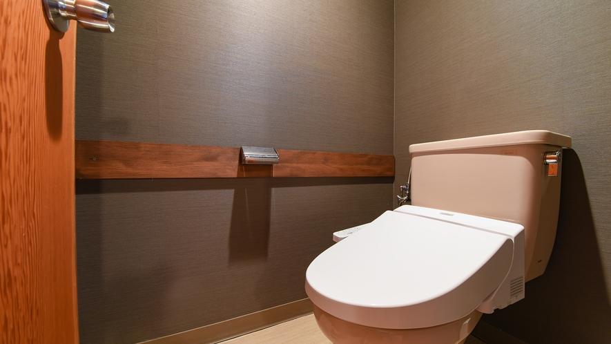 *【黒椿の間】トイレ