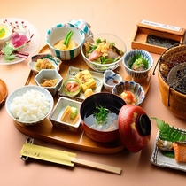 米屋の朝食