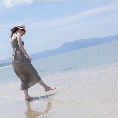 夕日ヶ浦浜詰海岸