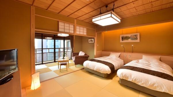 モダン和室ベッドスタイル