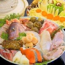 冬限定お鍋◆観潮鍋(寄せ鍋)