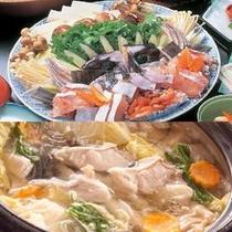 幻の高級魚を食す♪クエ鍋コース◆冬季限定◆