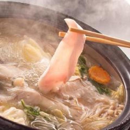 幻の高級魚を食す♪クエ鍋◆冬季限定◆