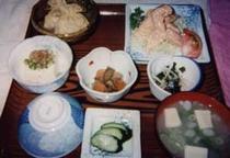 夕食【和食】