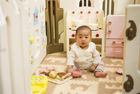 【ご夕食はお部屋食で安心】ママ&パパ安心の《赤ちゃんプラン》 安心の特典付き