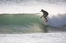 ペンションオヤジのサーフィン:平砂浦サンディビーチ下サーフポイント徒歩6分