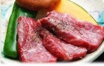 料理 石焼き お肉