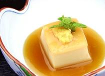 お料理 ~産地直送お豆腐~