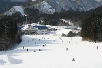 わかぶな高原スキー場 一般ゲレンデ