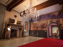 ヴェネチアングラス美術館(ガラスの森美術館)