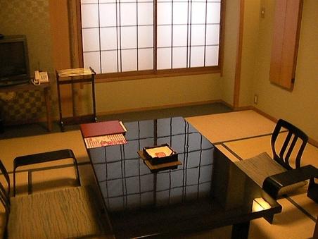 【禁煙室】8畳和室