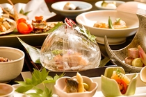 季節のお料理(夏)イメージ